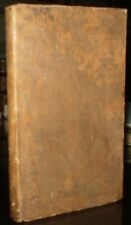 1822, EARLY AMERICAN IMPRINT, TREATISE ON CHURCH GOVERNMENT, BARCLAY, QUAKER