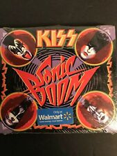 KISS - SONIC BOOM - 2  CD + 1 DVD -  NEW - SEALED Top Has A Slit