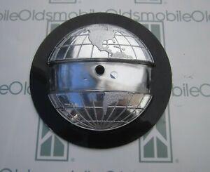 1953 Oldsmobile 88, Super 88, 98, Deluxe 88, Starfire Hood Plastic Emblem Insert