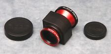 OLLOCLIP LENS SET FOR IPHONE 5 RED