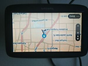 TomTom GPS Navigator Automotive Mountable Used Perfect Condition