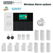 3G SIM Wifi Wireless Home Alarm System Burglar Smart House Security Alarm Bro