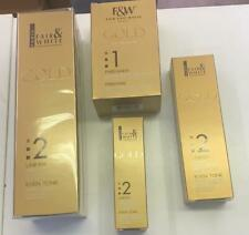 Fair and White Gold Ultimate Set (Lotion,Soap,Serum and Cream)