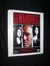 ORIGINAL ONCE WERE WARRIORS 1994 2 Sided New Zealand DAYBILL Movie Poster