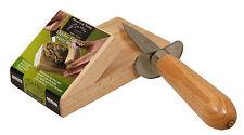 Robustes Austernmesser mit Halteblock von PRADEL, Made in France, sehr praktisch