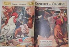 LA DOMENICA DEL CORRIERE 18 novembre 1962 Tragedia Circo Togni Tony Renis Cancro