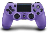 Controller Playstation 4 Dualshock 4 V2 Electric Purple Wireless. Viola Limited.