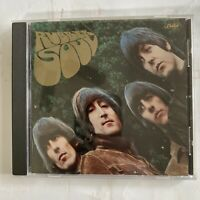 The Beatles : Rubber Soul (CD, May-1987, Apple/EMI/Capitol)