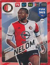 Panini Adrenalyn XL FIFA 365 2018 #272 Miquel Nelom Feyenoord Rotterdam