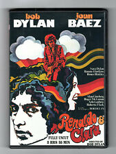 RENALDO & CLARA (1977) director/ star Bob Dylan w/ Joan Baez 2-disc package 4hrs
