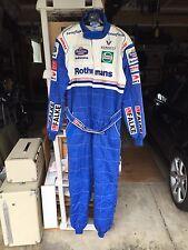 1997 Rothmans Williams Renault F1 Formula 1 crew suit