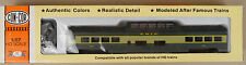 Ho Con-Cor Erie Smooth Side 72' Dome Car Kit
