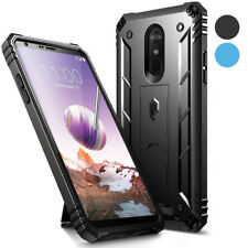 Case For LG Stylo 4 / LG Stylo 5 Poetic 360 Degree Protection Rugged Cover