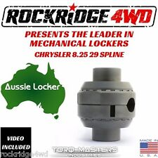Aussie Locker XD-58229 Chrysler 8.25 29 Spline Jeep XJ Automatic Diff Locker 4x4