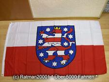 Fahnen Flagge Thüringen - 90 x 150 cm