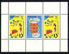 Surinam 1982 Child Welfare/Tidy/Animation 3v m/s n27805