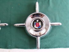 NOS 1956 Mercury Wheel Cover Spinners FoMoCo 56