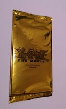 Yugioh - The Movie Promo 2004  (Sealed Pack) 1 Booster Englisch Limited Edition!