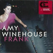 "LP AMY WINEHOUSE ""FRANK (VINILO + DESCARGA)"". Nuevo"