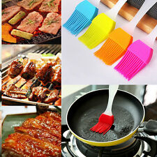 1xSilicone Basting Brush Baking Bakeware Bread Cook Pastry Oil Cream BBQ Tool