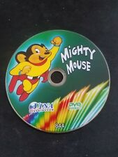 Cartoon Treasures Featuring Mighty Mouse (DVD, 2009)
