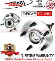 LIFETIME Wheel Bearing Rear Hub Assembly 512302 for 05 - 10 JEEP Grand Cherokee