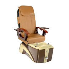 Arrojo Full Function Shiatsu Massage Pedicure Spa Chair / Free Pedicure Stool