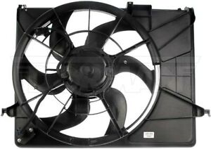 Dorman 620-494 Radiator Fan Assembly Without Controller For 06-10 Kia Optima