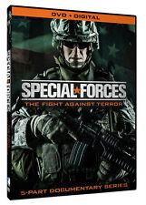 """Special Forces: The Fight Against Terror"" New - RARE Series (DVD, 2017)"