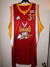 Vintage Barako Bull Energy Boosters #31 John Arigo PBA jersey - size 3XL
