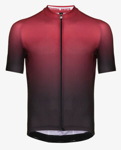 Assos Cycling Mille GT Jersey Red Men Size Medium Rapha PNS Maap