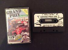 ZX Spectrum - Grand Prix Simulator by Codemasters