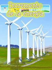 Incremento de La Energia (Growing Energy) (Libro Sobre el M'Todo-ExLibrary