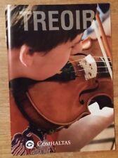 TREOIR COMHALTAS NO 2 2008 IRISH THE BOOK OF TRADITIONAL MUSIC SONG AND DANCE