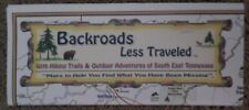 Backroads Less Traveled South East Tennessee Map