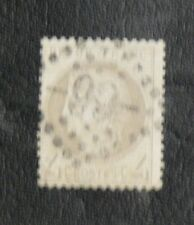 TIMBRES DE FRANCE : 1871/75 CERES 4 CENTIMES GRIS Oblitéré - BEL ETAT