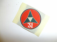 b0087 RVN Vietnam 31st SF Special Forces Joint Observation Battalion woven IR9D