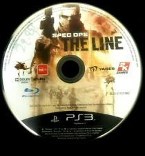 The Line Spec OPS Playstation 3 Game-PS3, Original,THE LINE SPEC Fast&Free post
