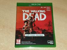The Walking Dead The Final Season Xbox One Telltale Series **FREE UK POSTAGE**