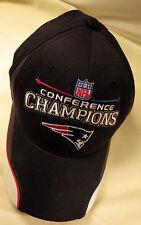 RBK Reebok NFL Conference Champions New England Patriots XLII Super Bowl Hat Cap