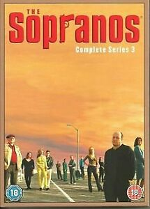 The Sopranos Complete Series 3 DVD 4 disc Collectors Edition [DVD][Region 2]