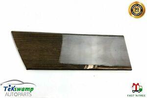 09-15 Jaguar XF Left Wood Trim Panel OEM 8X23-F05H21-AB