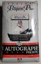 2007 Tristar Prospects Plus Baseball Box 7 Packs 1 Autograph Per Box-Free Ship!