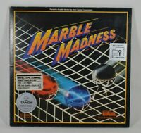 "Vtg 1987 Marble Madness PC Game for IBM & Tandy 1000/3000 on 5.25"" Floppys"
