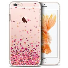Coque Crystal Pour iPhone 6/6s Plus 5.5 Extra Fine Rigide Sweetie Heart Flakes