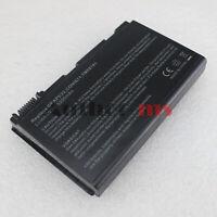 5200Mah Battery For ACER TravelMate TM00741 TM00751 GRAPE32 GRAPE34 CONIS71