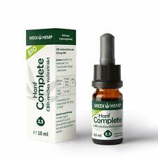 Medihemp Bio Hanf Öl Complete 2,5% 10 ml