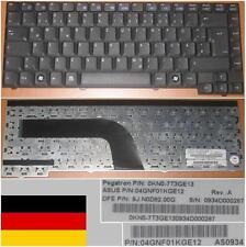 CLAVIER QWERTZ ALLEMAND ASUS Z94 X51 9J.N0D82.00G 04GNF01KGE12 0KN0-7T3GE13 Noir