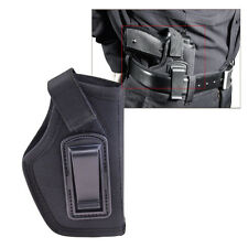 Concealed Belt Holster IWB Holster for All Compact Subcompact Pistols Black New