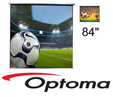 "PANTALLA VIDEOPROYECCION OPTOMA 84"" DS-3084PWC 4:3 PGK02-A0009269 4:3 138X181CM"